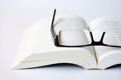 Zu studieren, studieren und noch einmal studieren! Stockbild