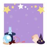 Zubehör für Zaubertricks Lizenzfreie Stockbilder