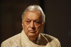 Zubin Mehta (Bombay Fotografie Stock Libere da Diritti