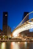 Zubizuri Brücke Stockfotos