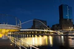 Zubizuri Brücke Stockbild