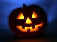 Zucca 1 di Halloween fotografia stock