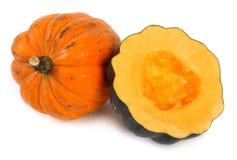 Zucca arancio Fotografie Stock Libere da Diritti