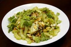 Zucca dell'uovo fritto Immagini Stock