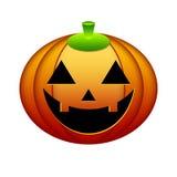 Zucca di Halloween [02] Immagine Stock