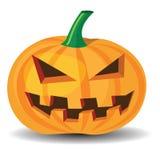 Zucca di Halloween Immagini Stock