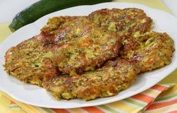 Zucca fritta Fotografia Stock