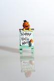 Zucca Halloween Immagini Stock