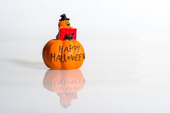 Zucca Halloween Fotografie Stock Libere da Diritti