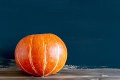 Zucca per uso nel primo piano di festa di Halloween immagine stock libera da diritti