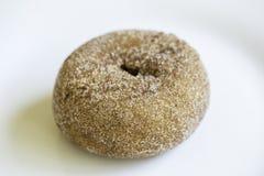 Zucca Sugar Donut Doughnut immagini stock libere da diritti