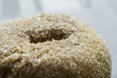 Zucca Sugar Donut Doughnut immagine stock libera da diritti