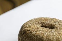 Zucca Sugar Donut Doughnut fotografia stock