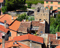 Zuccarello, savona, Italie Image stock