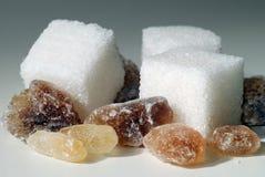 Zuccheri immagini stock libere da diritti
