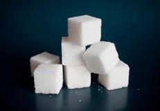Zucchero. Fotografia Stock