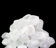 Zucchero bianco della caramella Immagine Stock Libera da Diritti
