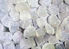 Zucchero bianco della caramella Fotografia Stock Libera da Diritti