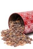 Zucchero bruno della roccia Fotografia Stock Libera da Diritti