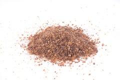 Zucchero bruno saporito Fine in su Fotografia Stock Libera da Diritti