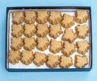 Zucchero candito dell'acero Fotografie Stock