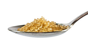Zucchero di Brown Immagini Stock Libere da Diritti