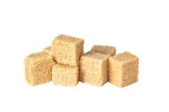 Zucchero di canna Fotografia Stock