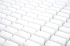 Zucchero di grumo immagine stock libera da diritti