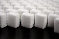 Zucchero di grumo immagini stock libere da diritti