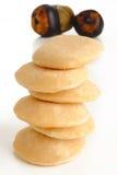 Zucchero di palma Fotografia Stock Libera da Diritti