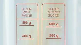Zucchero di versamento archivi video