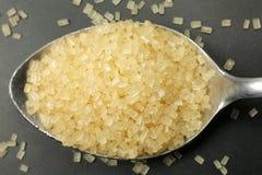 Zucchero grezzo Immagini Stock Libere da Diritti