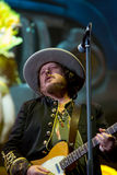 Zucchero performs live Stock Photo