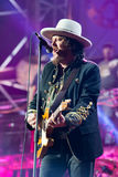 Zucchero performs live Stock Images