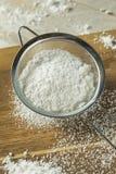 Zucchero in polvere confettieri dolci di Organaic immagine stock