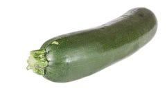 zucchini белизны предпосылки Стоковая Фотография