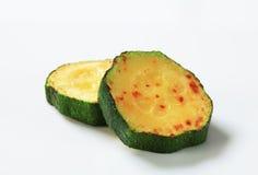 zucchini зажаренного лотка Стоковые Фото