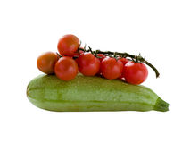 zucchini томатов Стоковые Фотографии RF