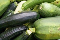 Zucchini Lizenzfreies Stockfoto