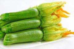 zucchini Royaltyfria Bilder