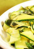 Zucchini Lizenzfreie Stockfotografie