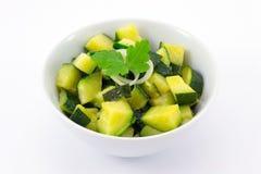 Zucchini Stock Photo