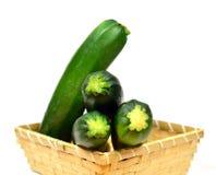 Zucchini Royaltyfri Fotografi