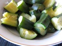 zucchini Foto de archivo libre de regalías