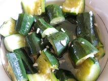 zucchini Imagenes de archivo