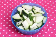 zucchini Royalty-vrije Stock Foto