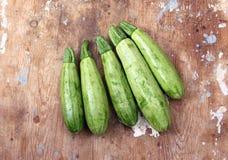 zucchini Zdjęcia Royalty Free