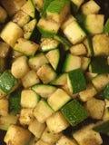 zucchini Arkivbilder