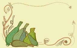 zucchini Obrazy Stock