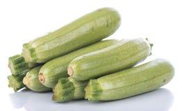 Zucchini bianco fresco immagine stock libera da diritti